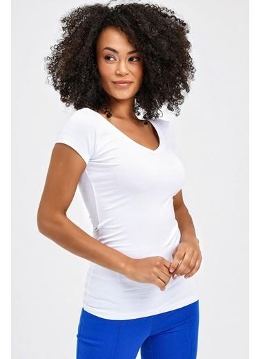 Jument Bluz Beyaz